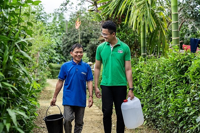 Local residents to benefit from clean water project hinh anh 1