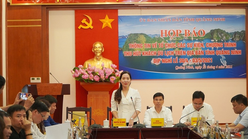 Quang Ninh eyes 550,000 visitors during April 30-May Day holiday hinh anh 1