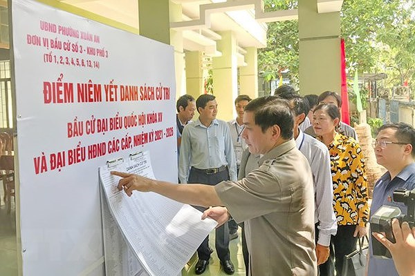 Vietnam ready for Election Day on May 23 hinh anh 2