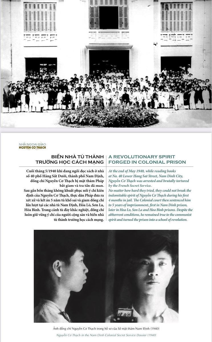 Photo book on diplomat Nguyen Co Thach debuts hinh anh 3