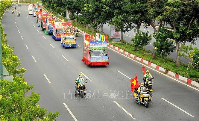 Israeli Ambassador has faith in Vietnam organising elections successfully hinh anh 2