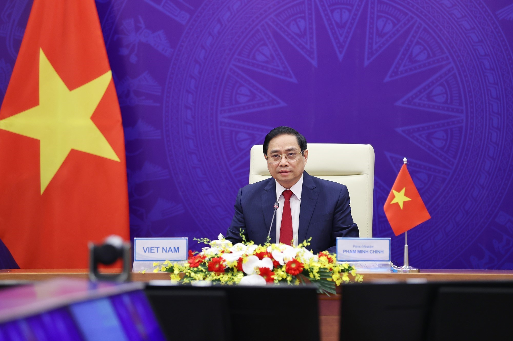 Remarks by Prime Minister Pham Minh Chinh at 26th International Conference on the Future of Asia hinh anh 1