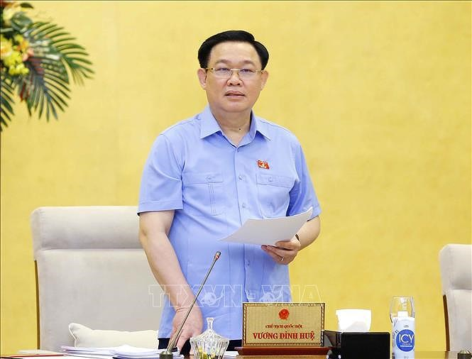 NA Chairman: voter turnout reaches 99.57 percent hinh anh 2
