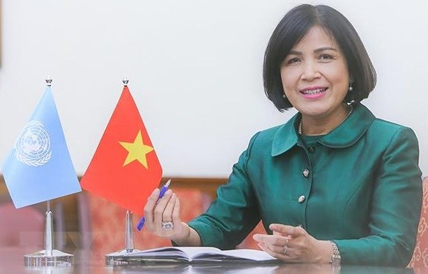 Vietnam wishes to learn from others' experience in building circular economy hinh anh 1