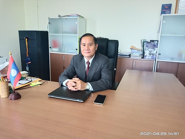 KPL chief values Vietnamese Party leader's writing about socialism hinh anh 1