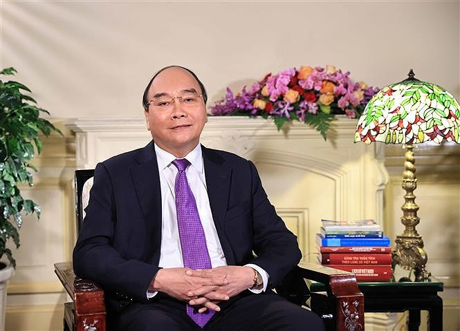 President's message marks 20th Vietnam Family Day hinh anh 1