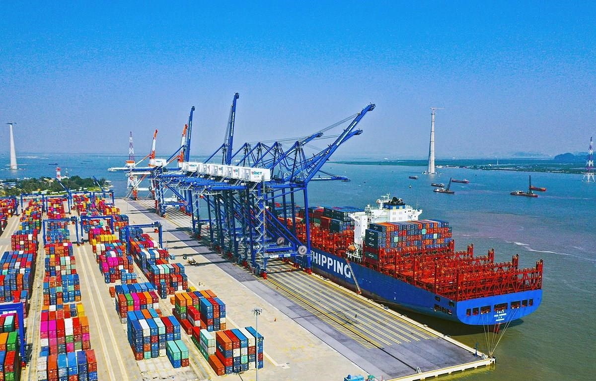 Free trade agreements fuel growth of seaport operators hinh anh 1