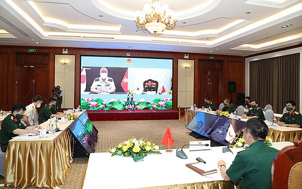 Ground forces of Vietnam, Japan bolster cooperation hinh anh 1