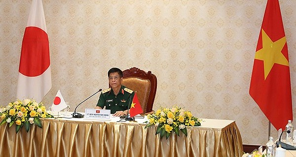 Ground forces of Vietnam, Japan bolster cooperation hinh anh 2