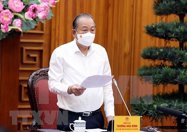 Deputy PM orders safe organisation of amnesty amid COVID-19 hinh anh 1