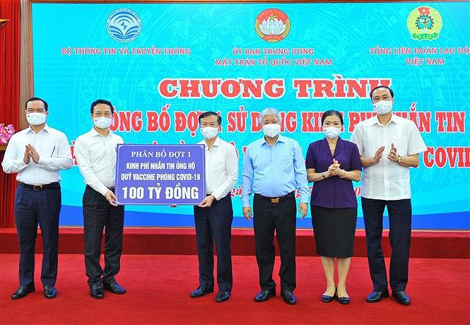 Vietnam now has sufficient resources for mass COVID-19 vaccination hinh anh 2