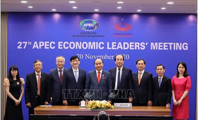 President's attendance at APEC leaders' meeting holds great significance: official hinh anh 1