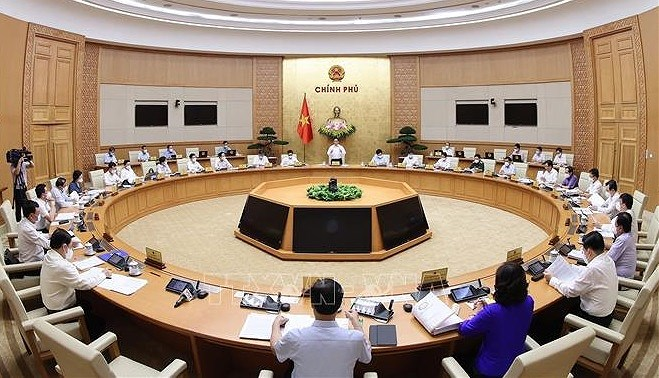 Government proposes sustaining structure of ministries, ministerial-level agencies hinh anh 1