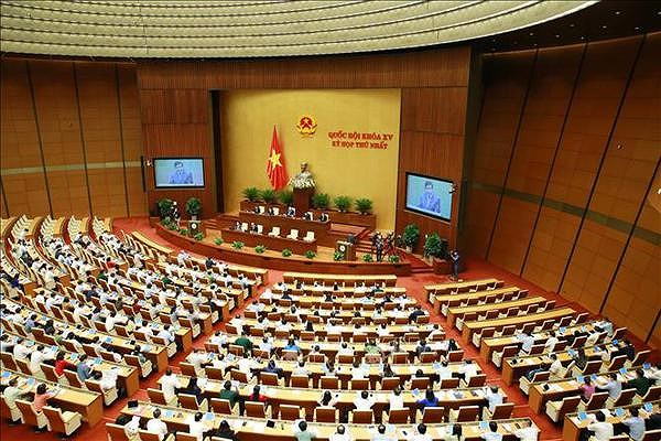 Lawmakers debate five-year public investment plan hinh anh 3