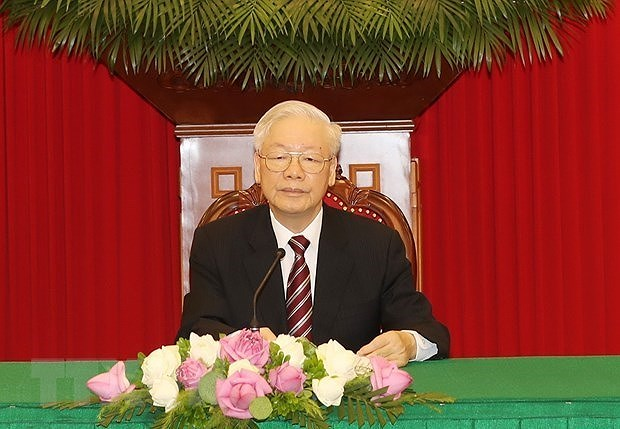 Party chief's writing on socialism in VN inspiring: Indian scholar hinh anh 1