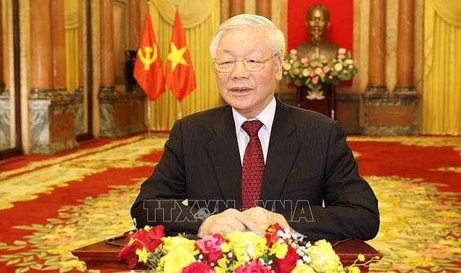 Cuban scholar undescores theoretical, practical values in Party chief's article hinh anh 1