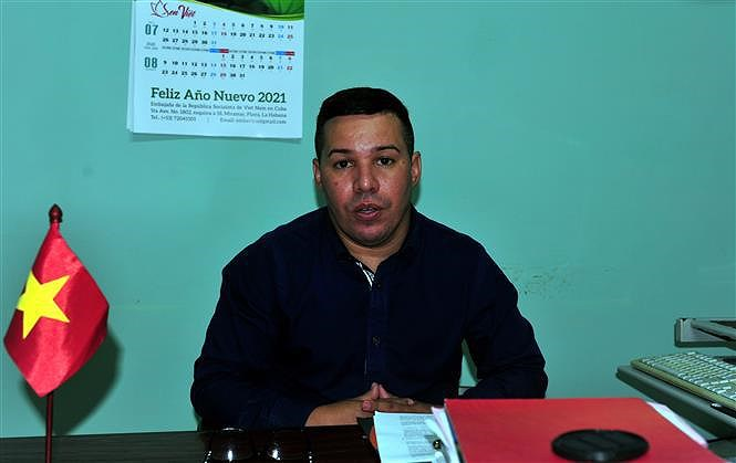 Cuban scholar undescores theoretical, practical values in Party chief's article hinh anh 2
