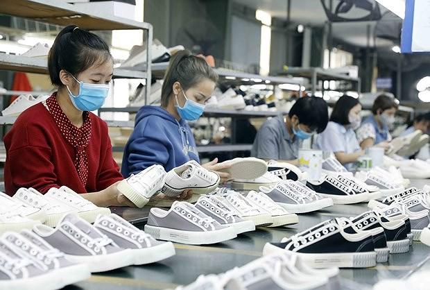 Vietnam's footwear exports rake in 11.27 billion USD hinh anh 1