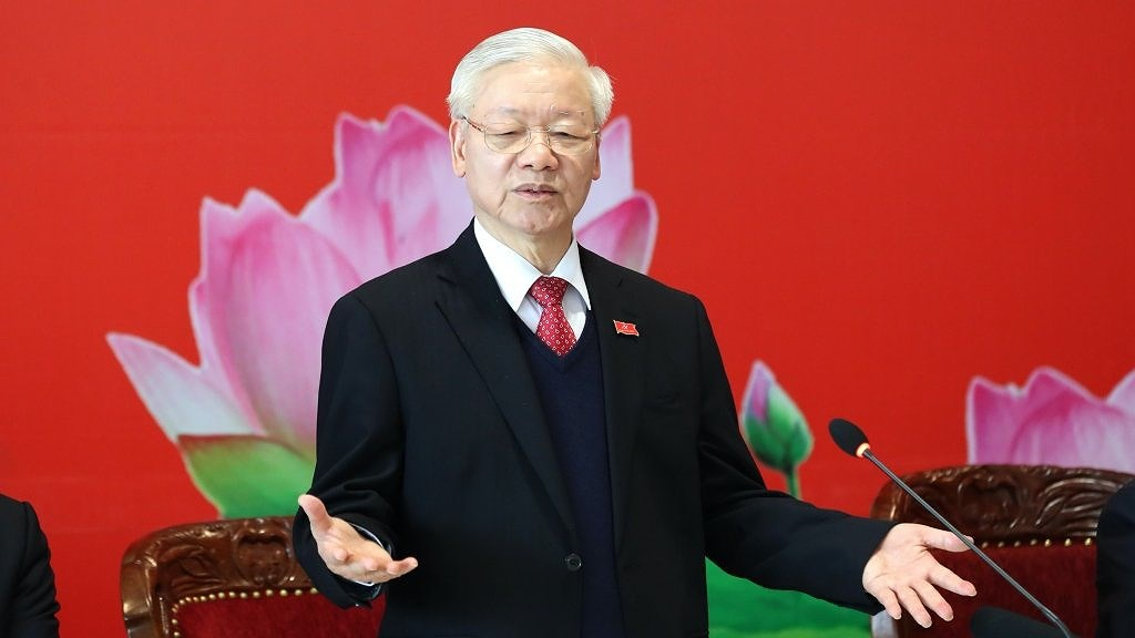 German historian: Vietnamese Party chief's article highlights experience in creative application of Marxism-Leninism hinh anh 1