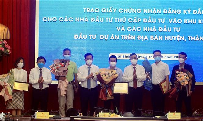 Investment projects create development momentum for Thai Binh hinh anh 2
