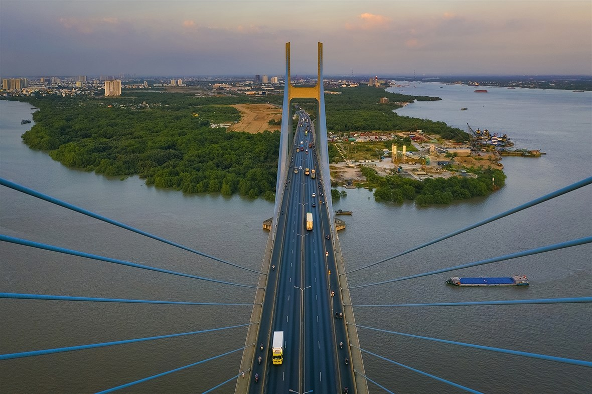 Ho Chi Minh City, a modern metropolis hinh anh 4