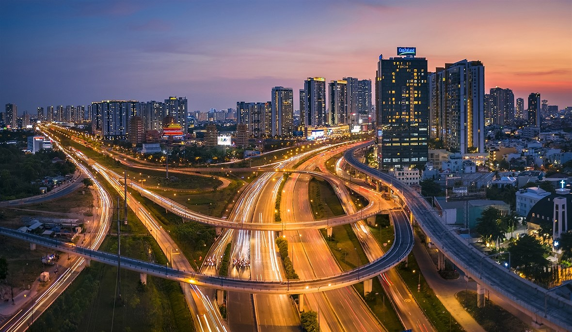Ho Chi Minh City, a modern metropolis hinh anh 6
