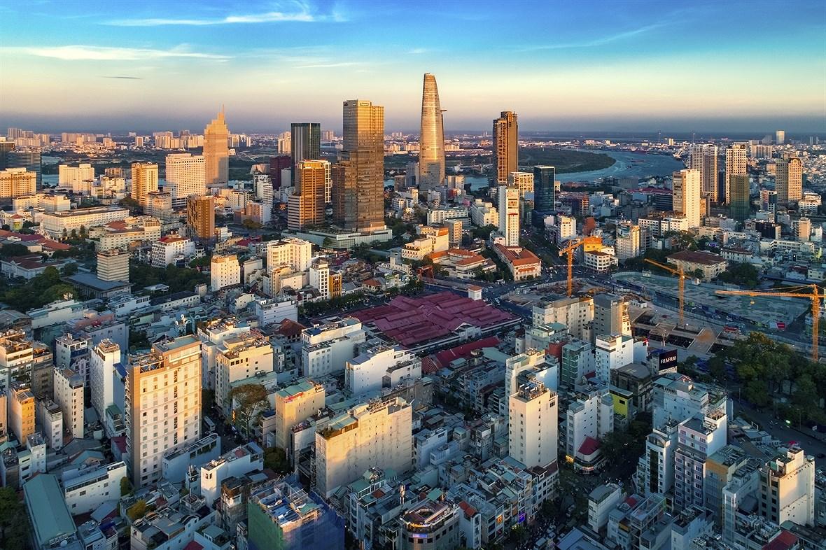 Ho Chi Minh City, a modern metropolis hinh anh 8