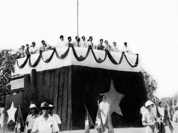 A look back at Ho Chi Minh's journey seeking a path to national liberation hinh anh 5