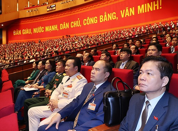 13th National Party Congress: Optimising marine economic advantages, safeguarding marine sovereignty hinh anh 1