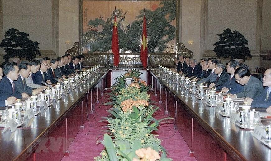 8e Congres national du Parti: poursuivre le Renouveau, accelerer l'industrialisation hinh anh 8
