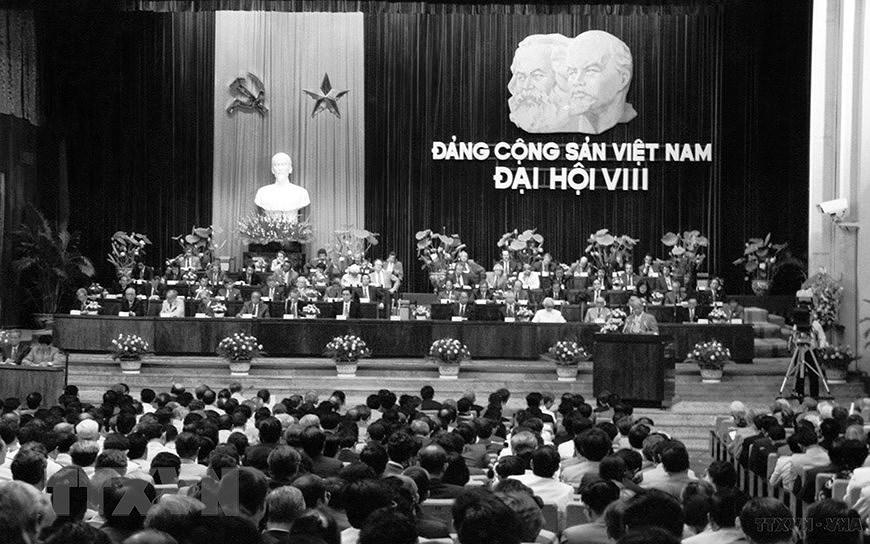 8e Congres national du Parti: poursuivre le Renouveau, accelerer l'industrialisation hinh anh 1