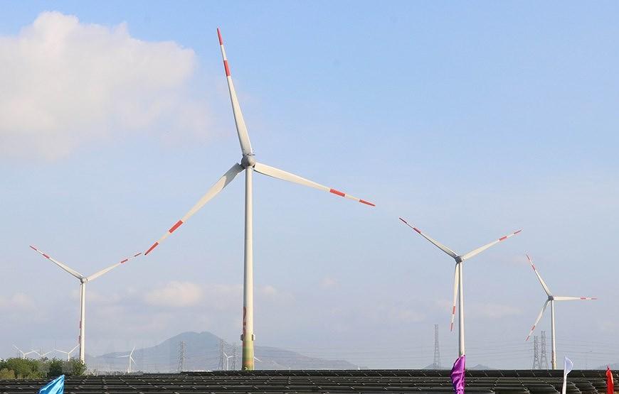 Transition vers les energies renouvelables: le Vietnam dans le trio de tete en Asie-Pacifique hinh anh 1