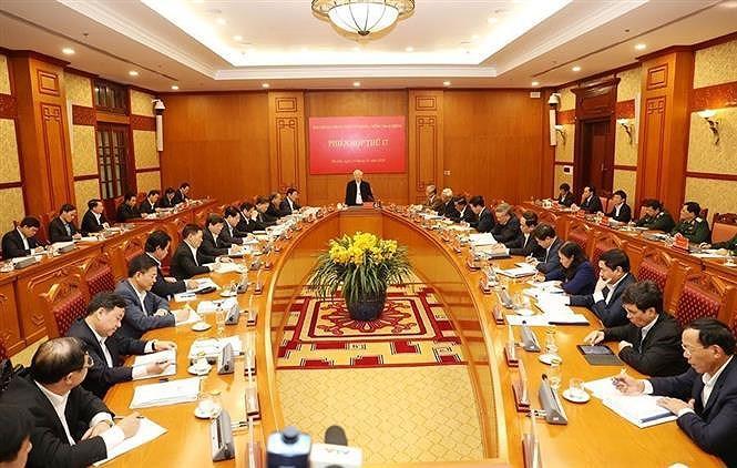 12e Congres national du Parti: Entrer dans l'ere d'integration et de developpement hinh anh 15