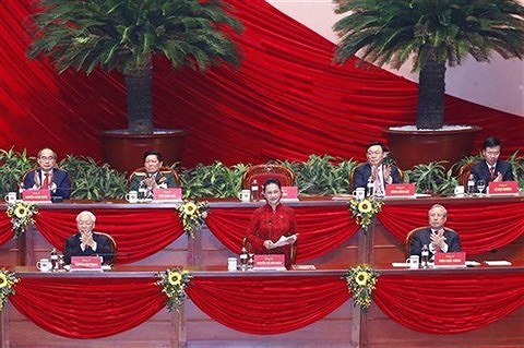 13e Congres national du PCV: Aspiration a un Vietnam prospere hinh anh 1