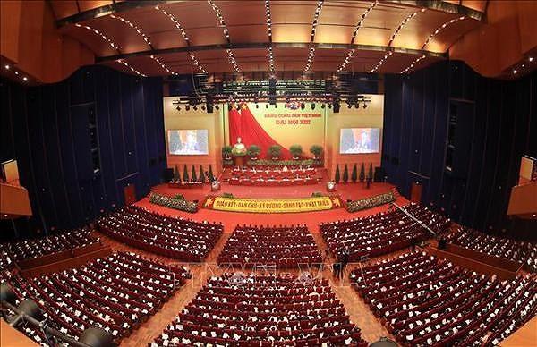 Les congres du Parti contribuent a l'essor national et au socialisme international hinh anh 1