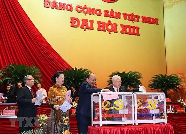 Messages de felicitations des dirigeants du monde a Nguyen Phu Trong hinh anh 2