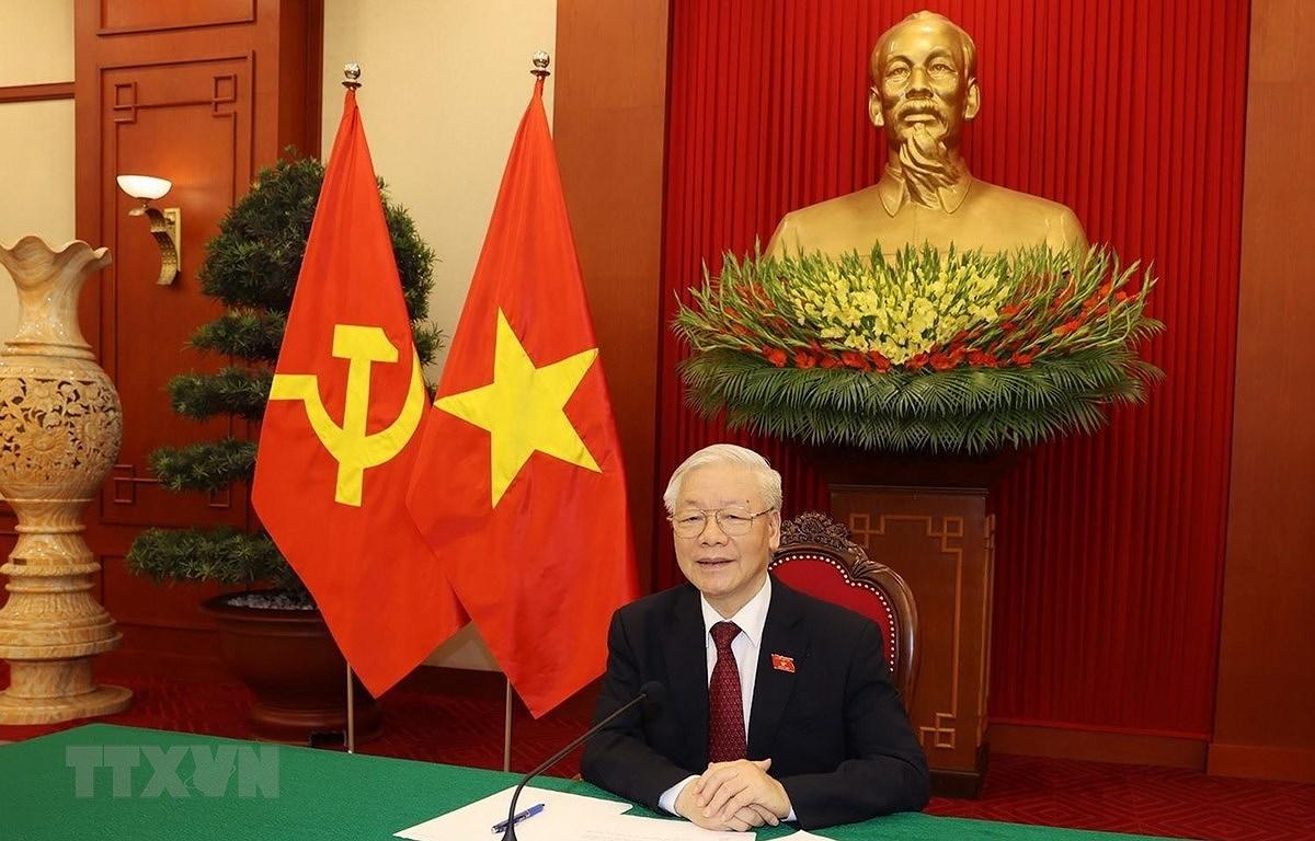 Renforcement des relations entre le Vietnam et la Russie hinh anh 1