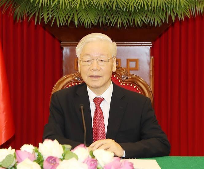 Le Vietnam attache de l'importance a son amitie avec le Sri Lanka hinh anh 1