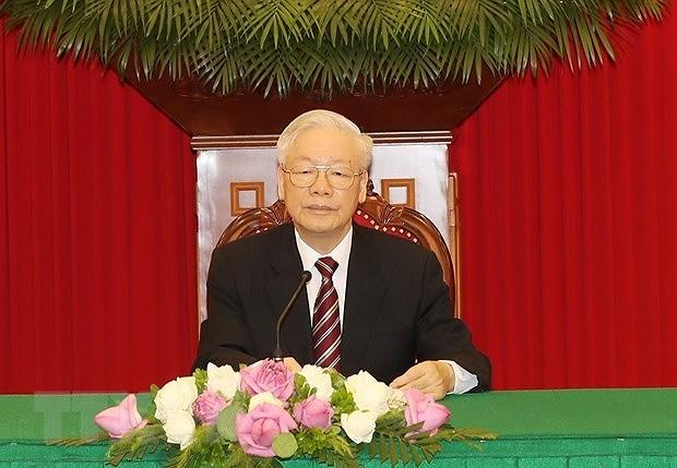 Un professeur indien apprecie l'article du SG Nguyen Phu Trong sur le socialisme au Vietnam hinh anh 1