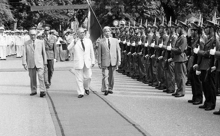 7e Congres national: Continuer l'œuvre de Renouveau et faire avancer le pays vers le socialisme hinh anh 2