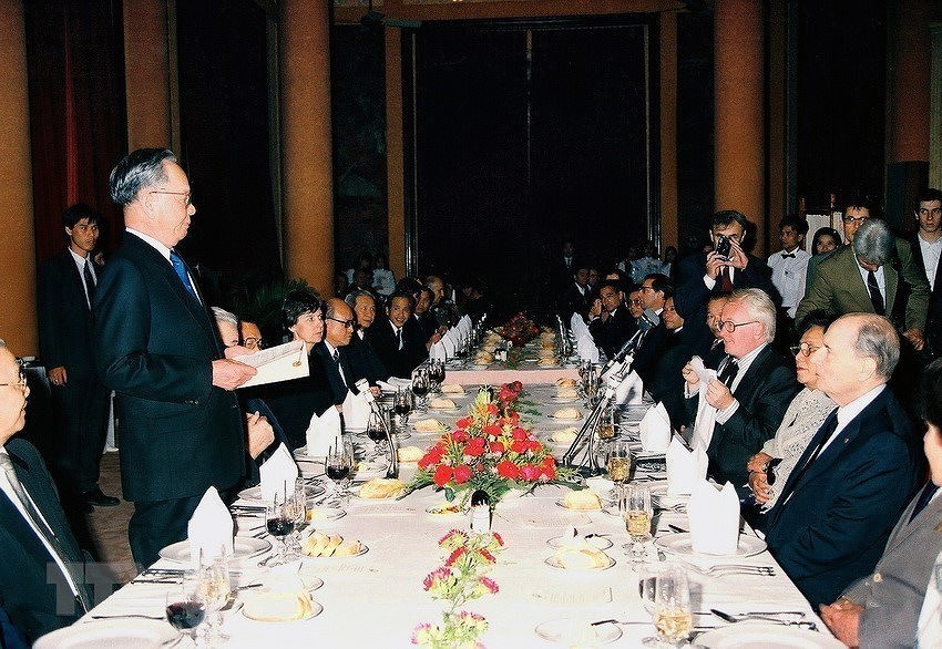 7e Congres national: Continuer l'œuvre de Renouveau et faire avancer le pays vers le socialisme hinh anh 5