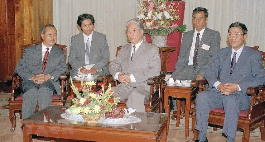 7e Congres national: Continuer l'œuvre de Renouveau et faire avancer le pays vers le socialisme hinh anh 7