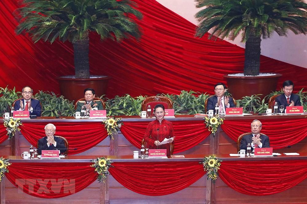 Le Comite central du Parti communiste du Vietnam voit le jour hinh anh 1