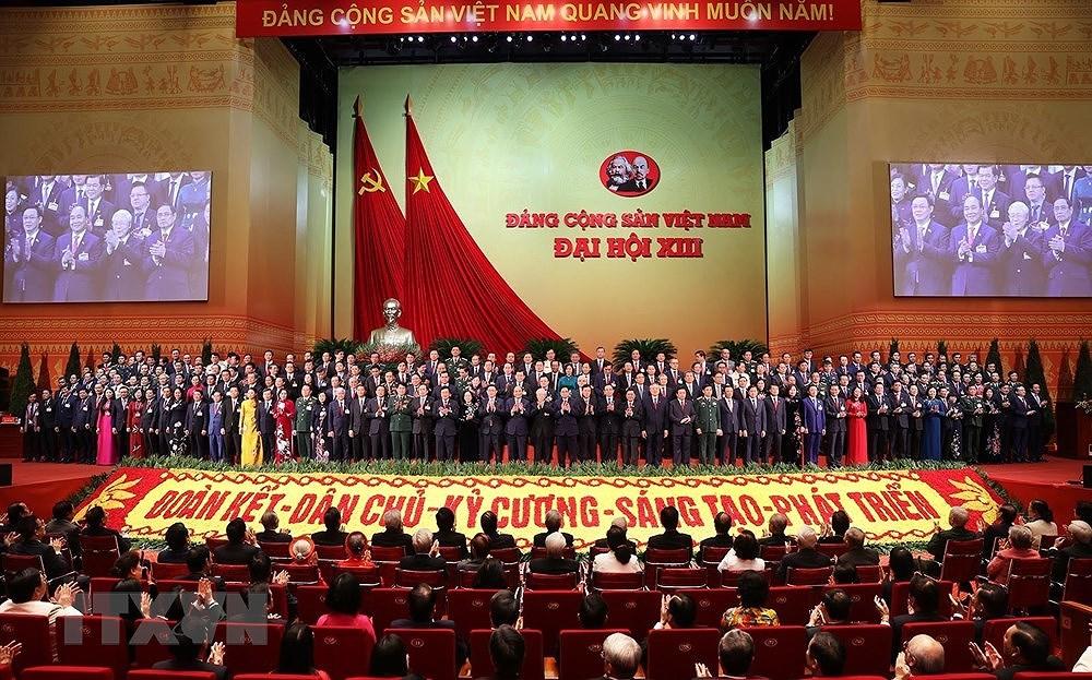 Le Comite central du Parti communiste du Vietnam voit le jour hinh anh 2