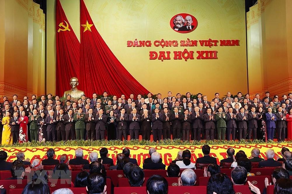 Le Comite central du Parti communiste du Vietnam voit le jour hinh anh 3