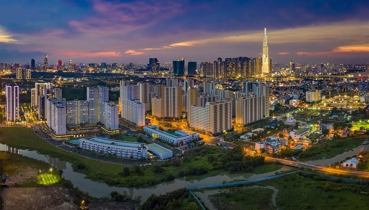 Ho Chi Minh-Ville d'aujourd'hui hinh anh 10