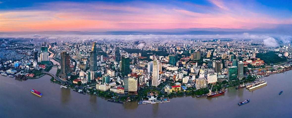 Ho Chi Minh-Ville d'aujourd'hui hinh anh 12