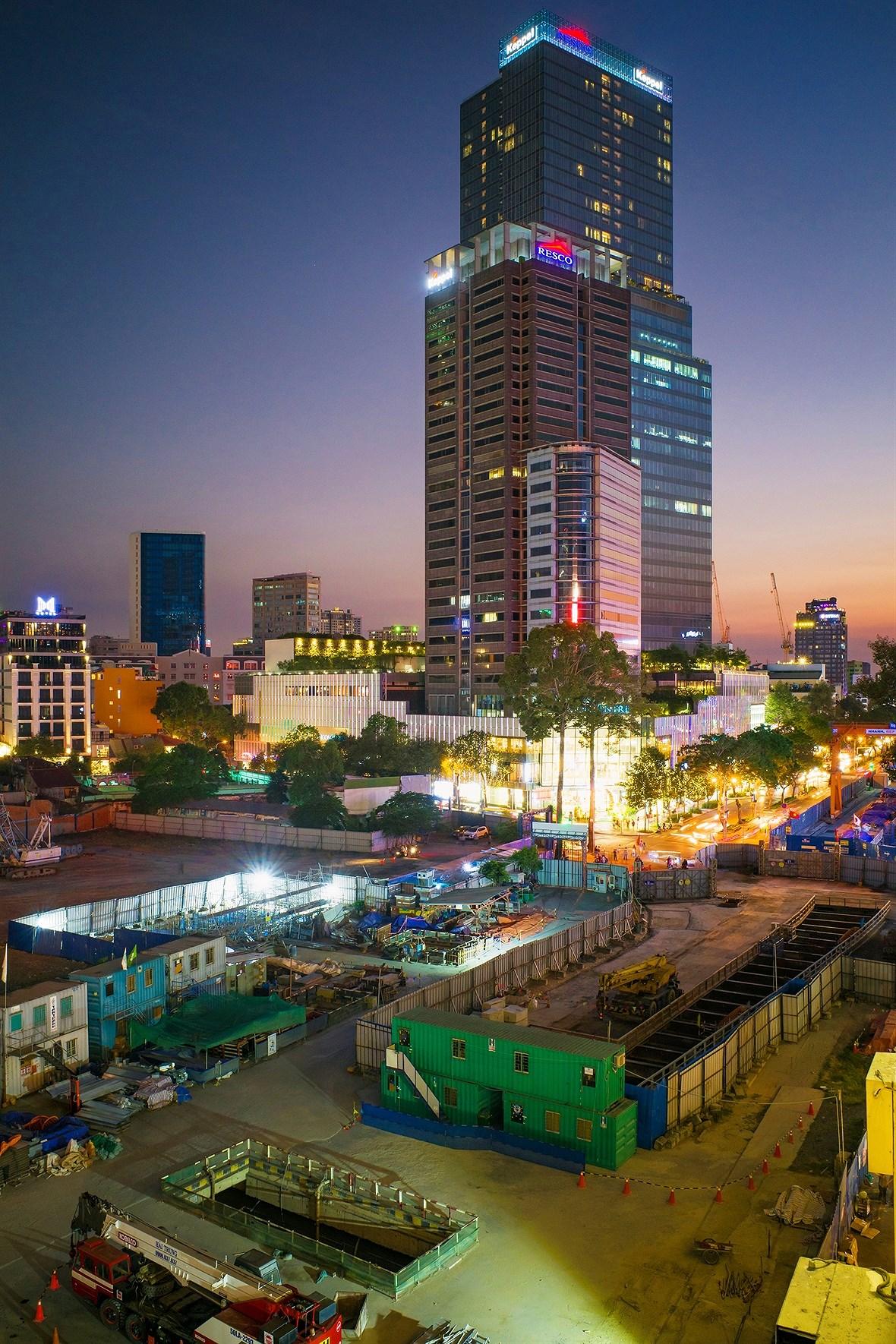 Ho Chi Minh-Ville d'aujourd'hui hinh anh 5