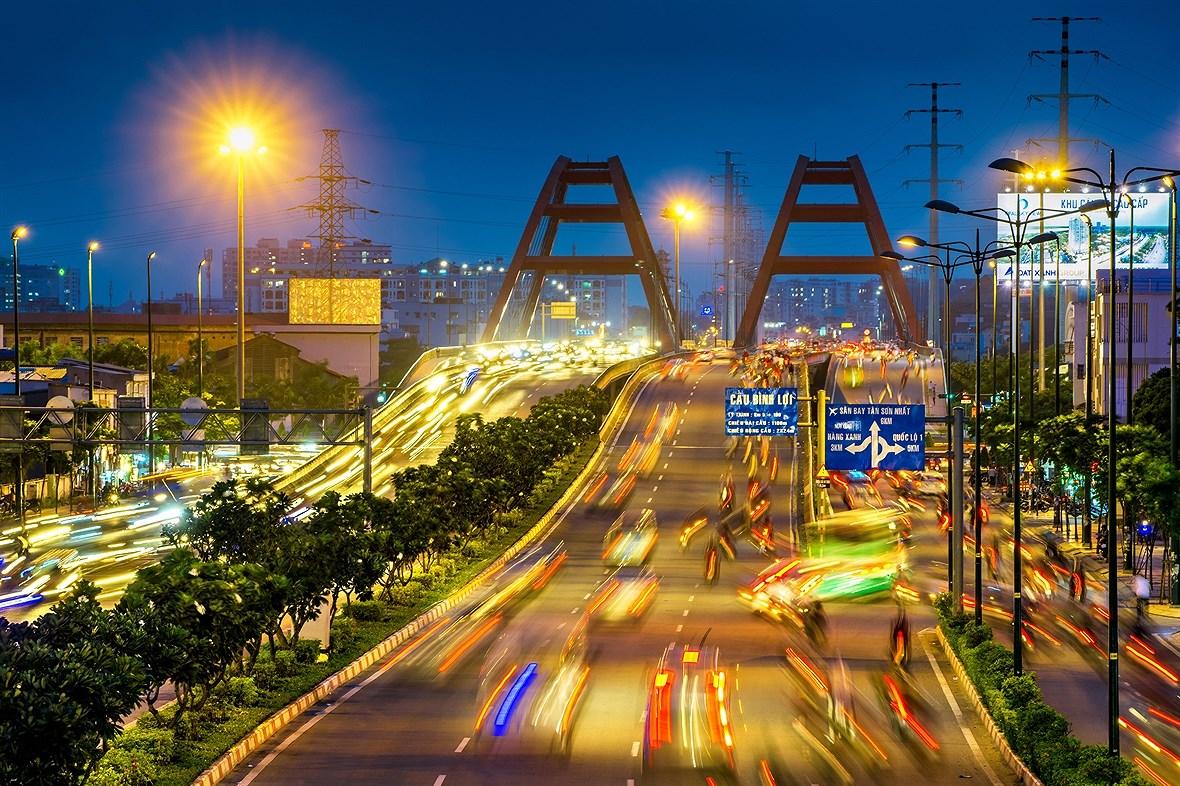 Ho Chi Minh-Ville d'aujourd'hui hinh anh 6