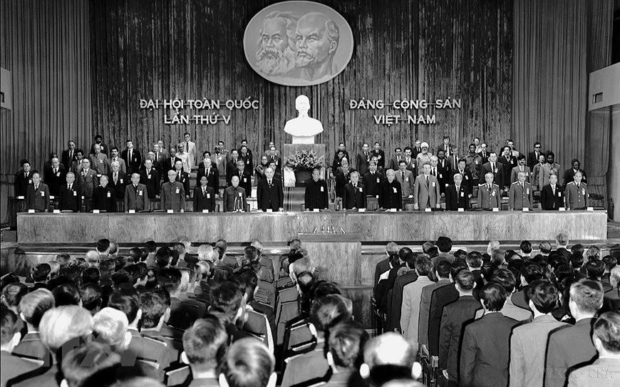 5e Congres national du Parti: Pour la patrie socialiste, pour le bonheur du peuple hinh anh 1